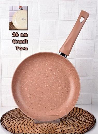 Bayev Granit 26 Cm Tava Renkli